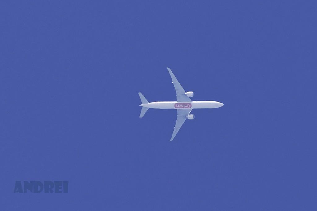 [原创][Andrei] OVERFLY——高空静态模型! BOEING 777-21H/LR A6EWJ 中国昆明巫家坝机场