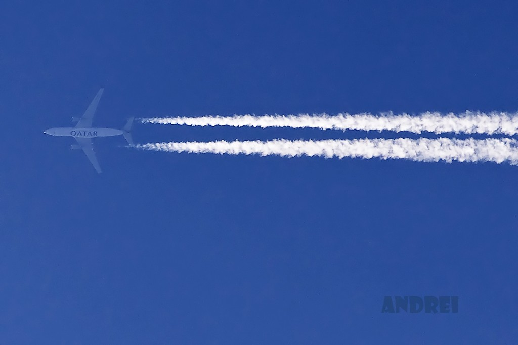 Re:[原创][Andrei] OVERFLY——高空静态模型! AIRBUS A330-203 A7ACD 中国昆明巫家坝机场
