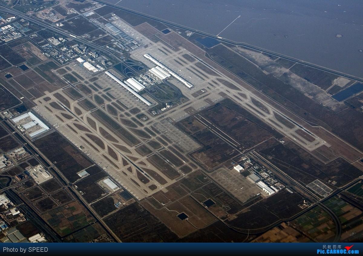 [原创]就一张ZSPD全景图    中国上海浦东机场