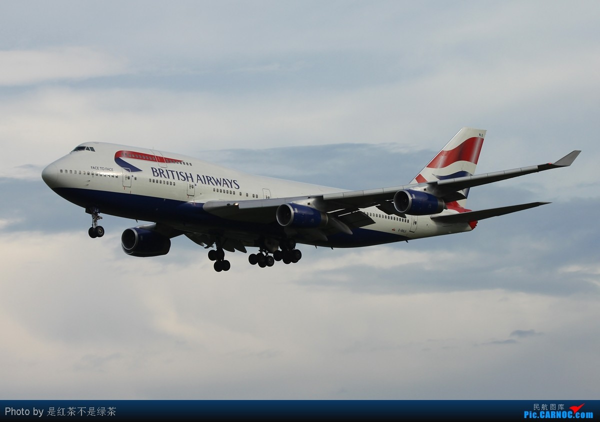 Re:[原创]【红茶拍机】保证全部是波音747客机,但是天真的蛮烂的! BOEING 747-400 G-BNLO 新加坡樟宜机场