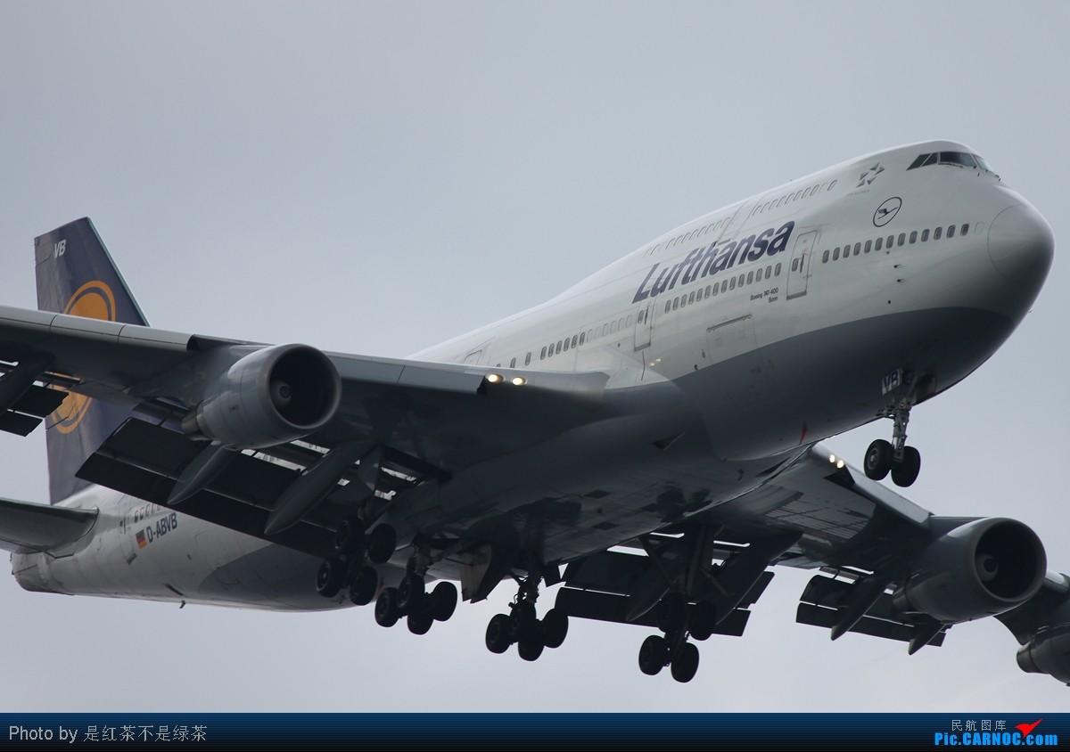 Re:[原创]【红茶拍机】保证全部是波音747客机,但是天真的蛮烂的! BOEING 747-400 D-ABVB 新加坡樟宜机场
