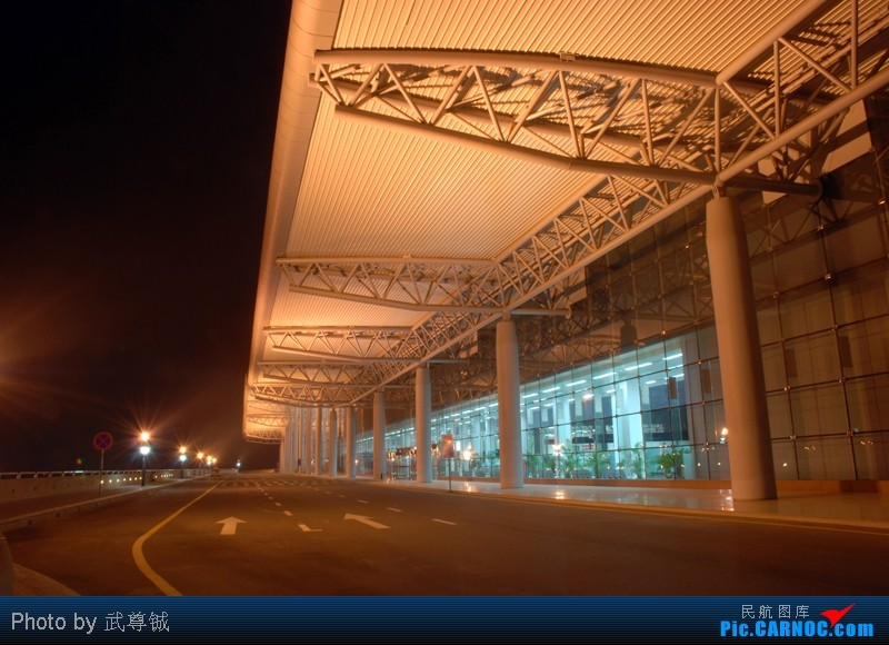 Re:[原创]【sjw】石家庄正定国际机场夜景    中国石家庄正定机场