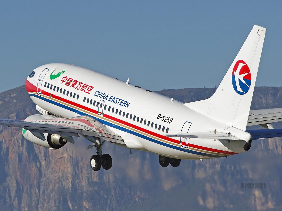 Re:[原创][Andrei]__晴好天气里重温西山映景! BOEING 737-700 B-5259 中国昆明巫家坝机场