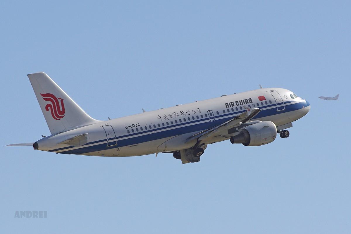 Re:[原创][Andrei]__晴好天气里重温西山映景! AIRBUS A319-100 B-6034 中国昆明巫家坝机场