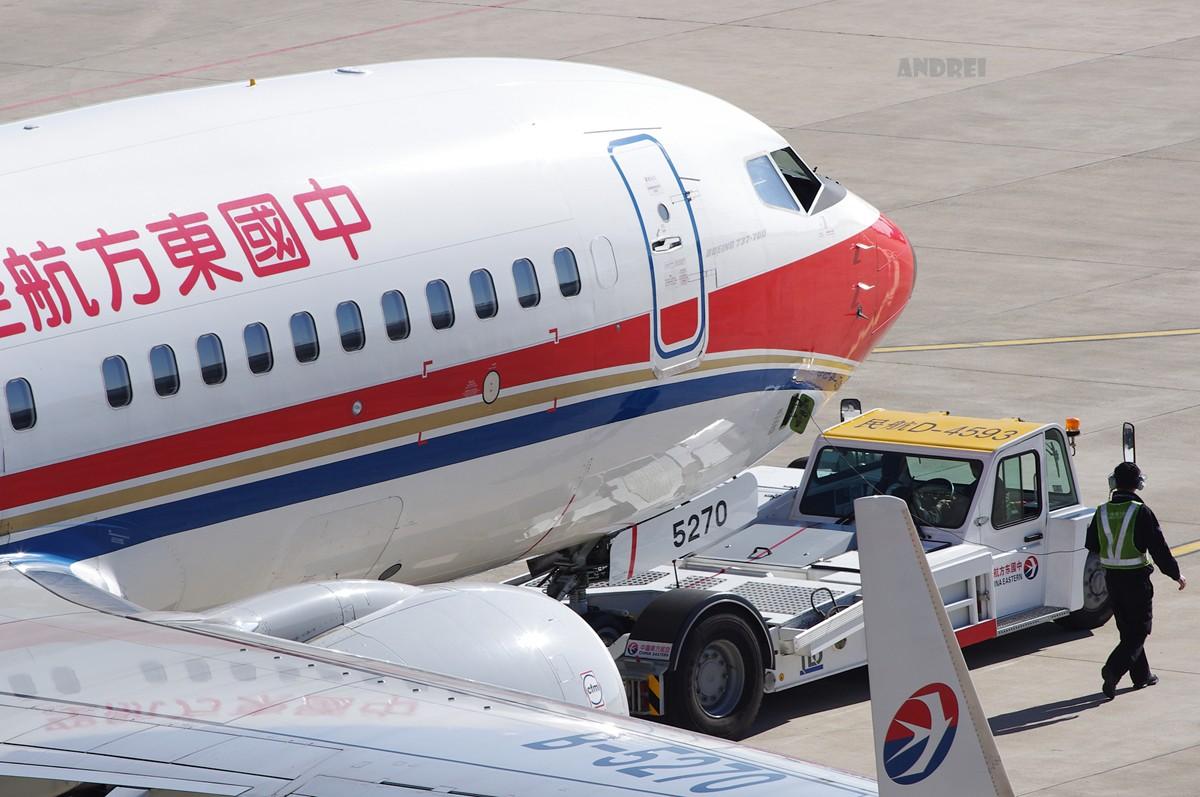 Re:[原创][Andrei]__晴好天气里重温西山映景! BOEING 737-700 B-5270 中国昆明巫家坝机场