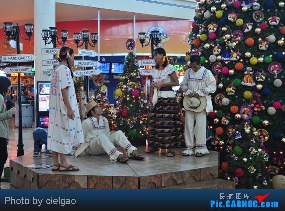 Re:[原创]我的首次环球飞行,星盟环球套票,PEK-SFO-AUS-IAH-CUN-CLT-FRA-NRT-PEK,lz已回京,上班ing,敬请支持更新^_^    墨西哥墨西哥城机场