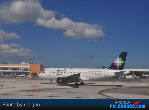 Re:[原创]我的首次环球飞行,星盟环球套票,PEK-SFO-AUS-IAH-CUN-CLT-FRA-NRT-PEK,lz已回京,上班ing,敬请支持更新^_^ AIRBUS A319-100 N501VL CUN