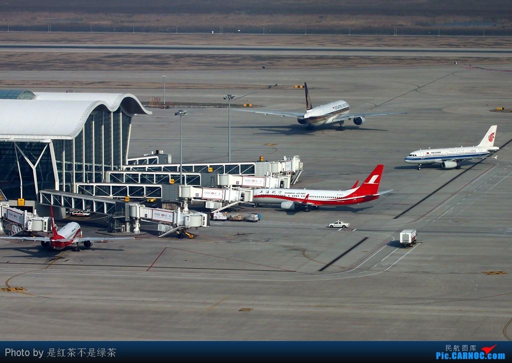 Re:[原创]【红茶拍机】初登浦东塔台,视野是开阔的,风景是美丽的,玻璃是肮脏的,拍摄是艰难的!    中国上海浦东机场
