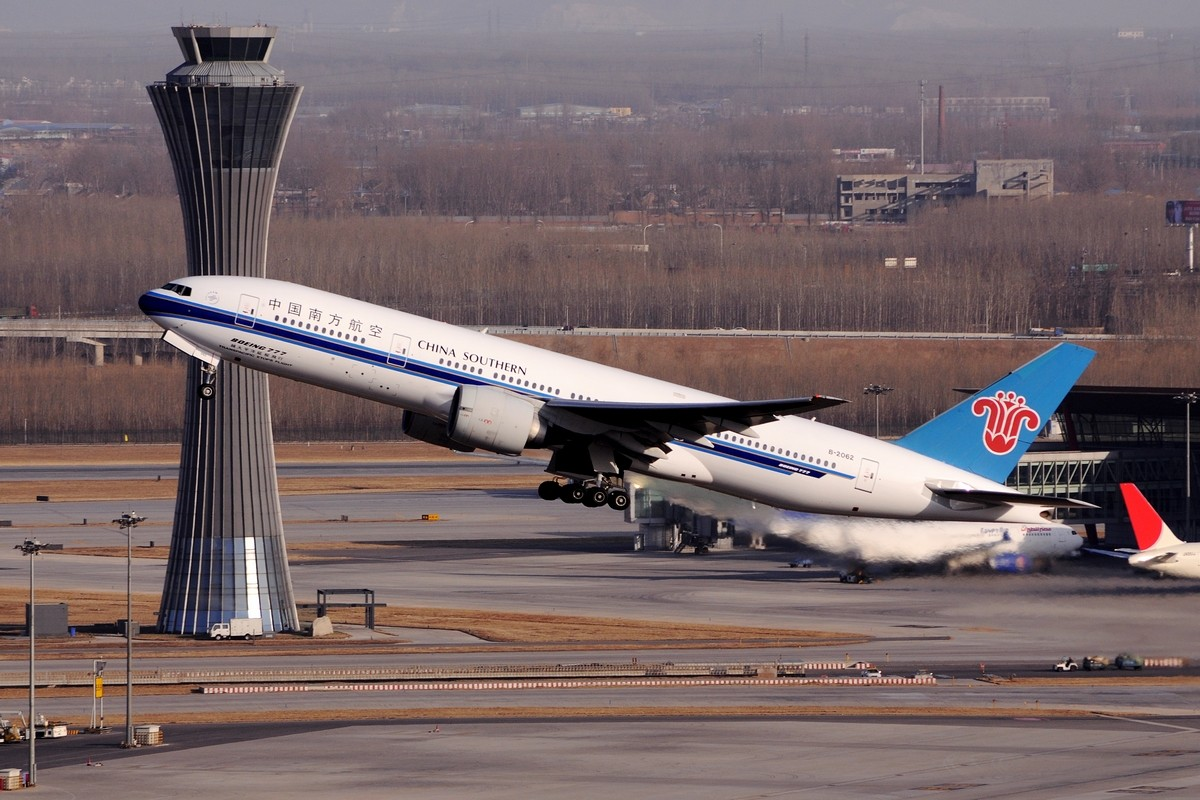 [原创]【TSN飞友会】年底了交作业…… BOEING 777-200 B-2062 中国北京首都机场