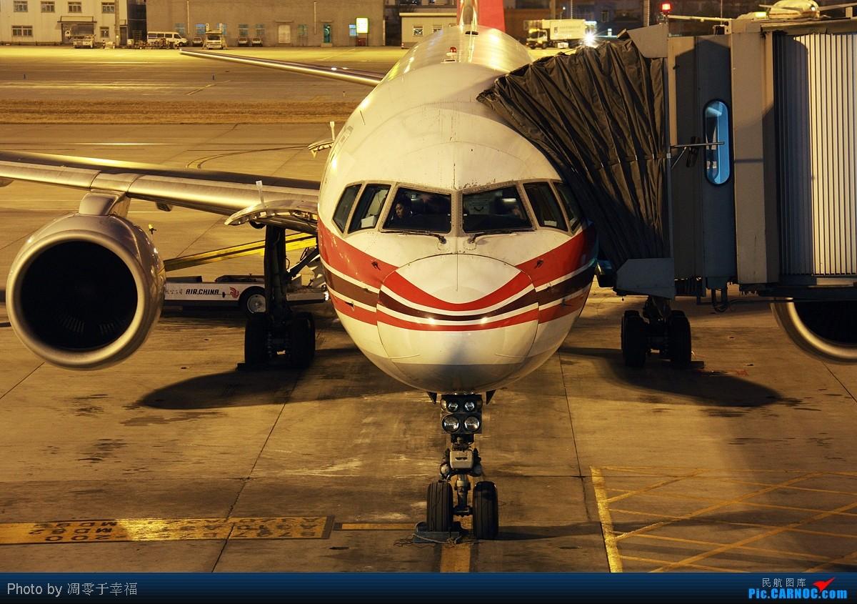 Re:[原创]【BLDDQ】迎接2011--夜航前!! BOEING 757-200 B-2833 中国北京首都机场