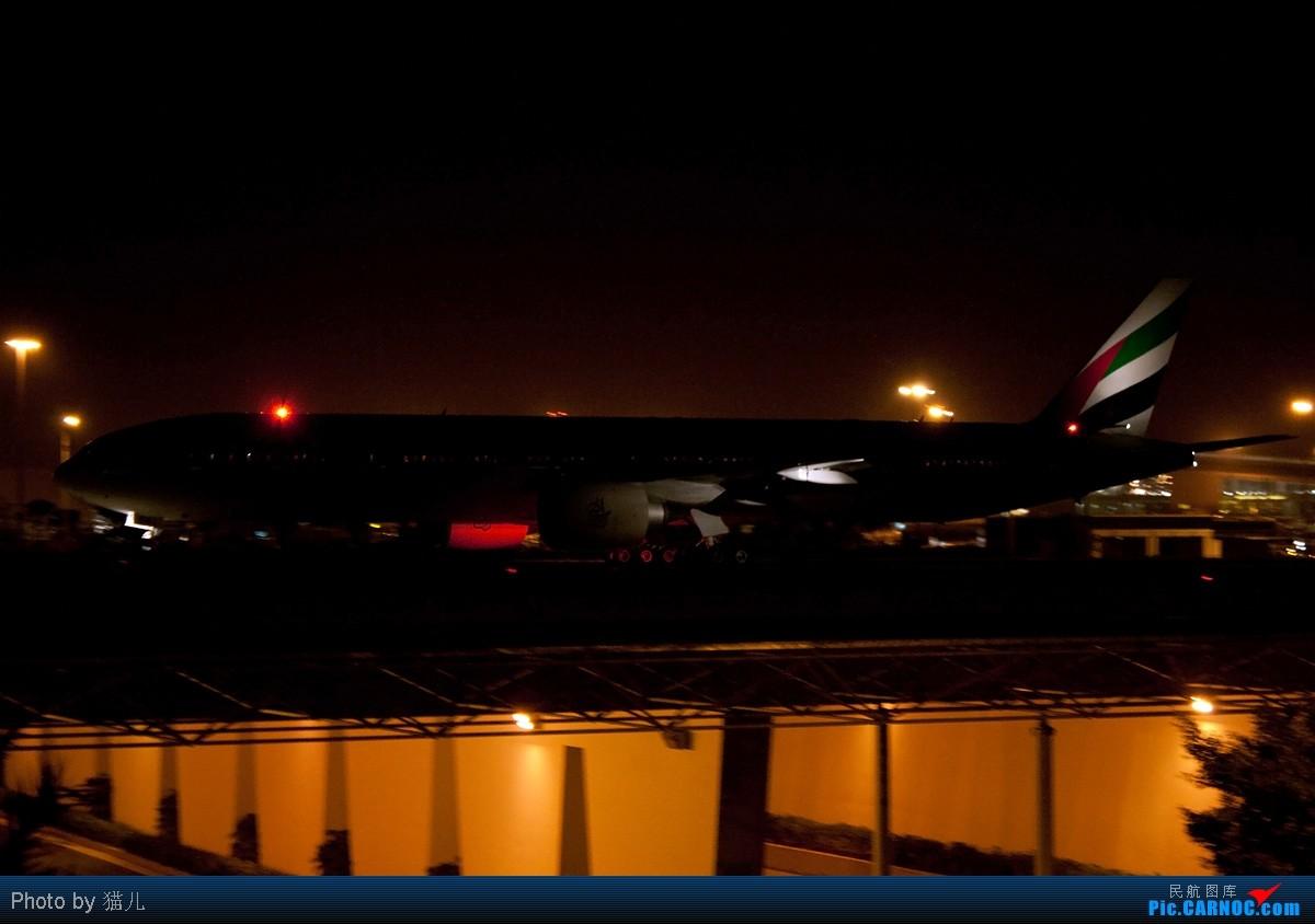 Re:[原创][CASG]再度在这重要的地方迎来全新的一年 BOEING 777-300  中国广州白云机场