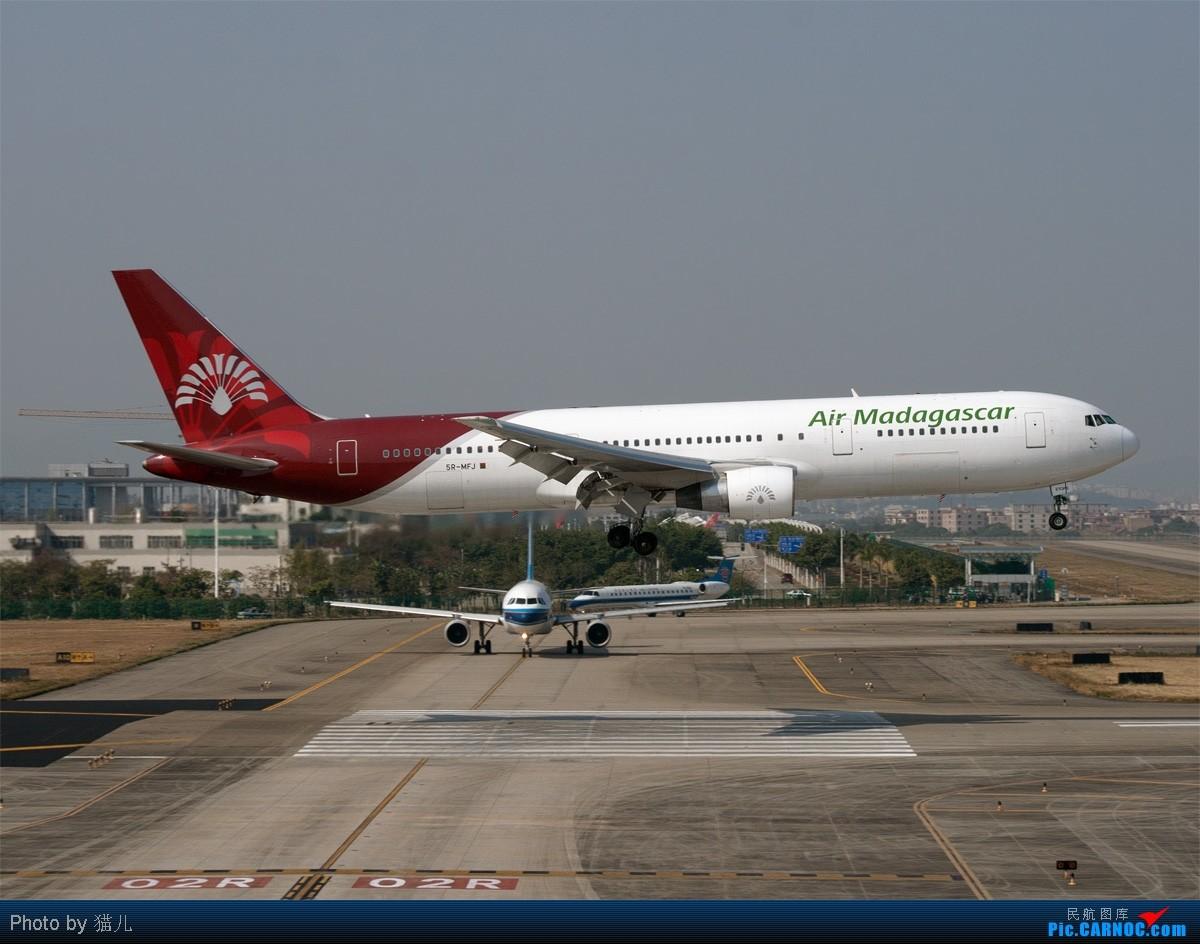 Re:[原创][CASG]再度在这重要的地方迎来全新的一年 BOEING 767-300 5R-MFJ 中国广州白云机场