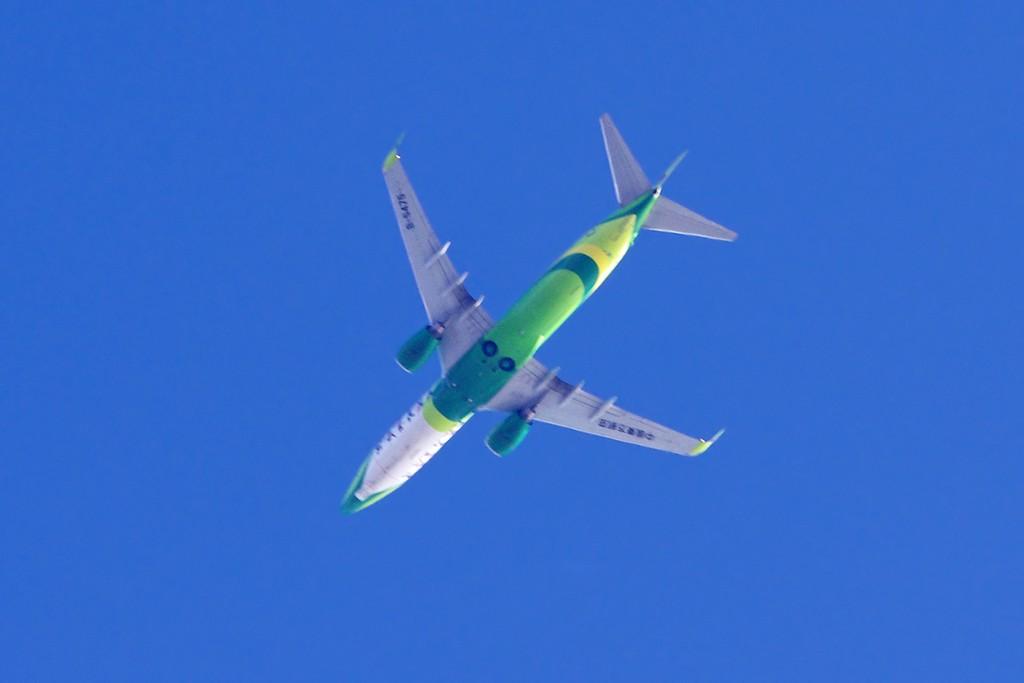 Re:[原创][Andrei]无心插柳之作——登西山的附属品 BOEING 737-800 B-5475 昆明西山