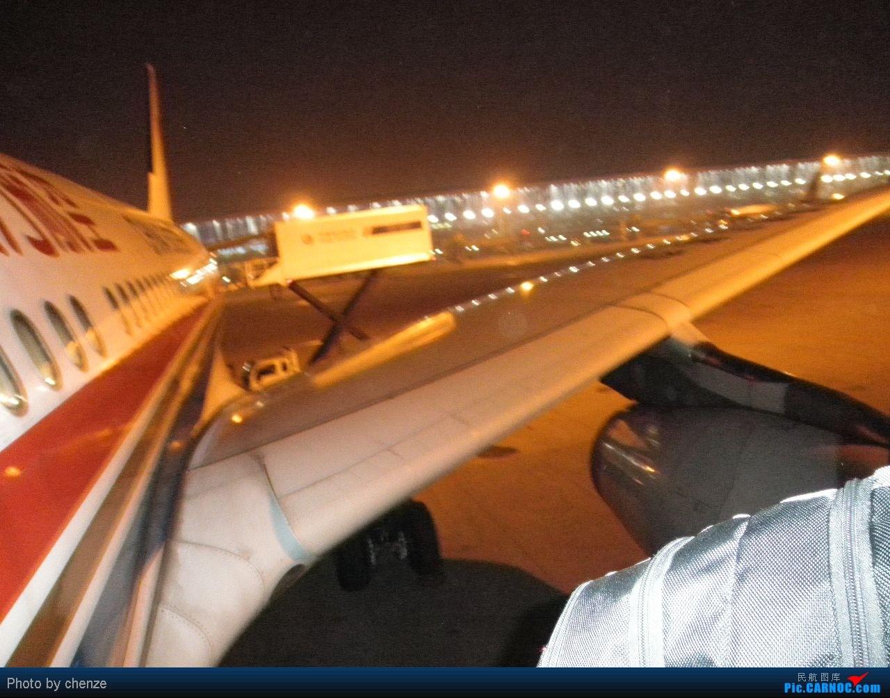 Re:[原创]春节回家探亲,奉上些烂图,笑纳!!PVG-SHE-PVG AIRBUS A330-300 B-6128 中国上海浦东机场