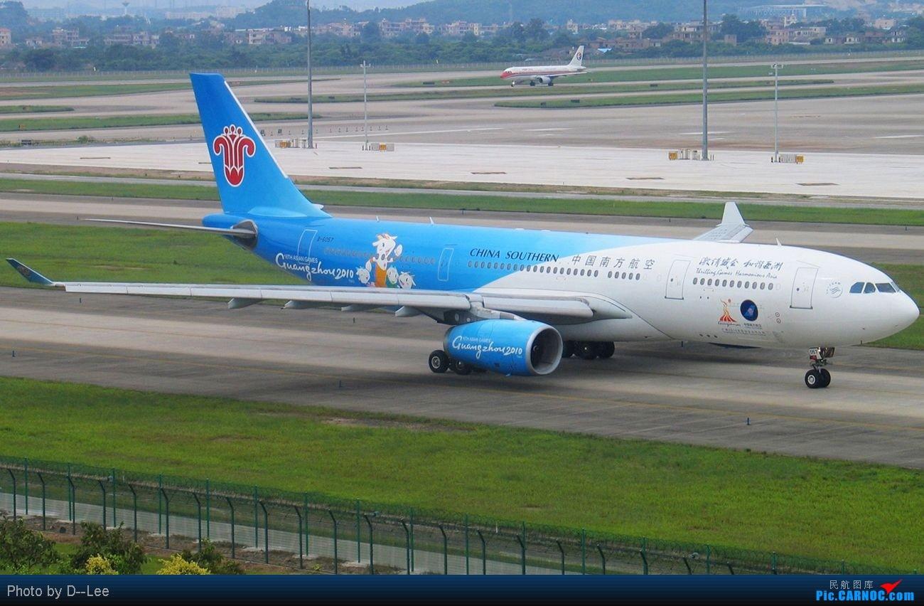 咱们用大图来看南航的大飞机,虽贴附送一个卡航77w airbus a330-200 b图片