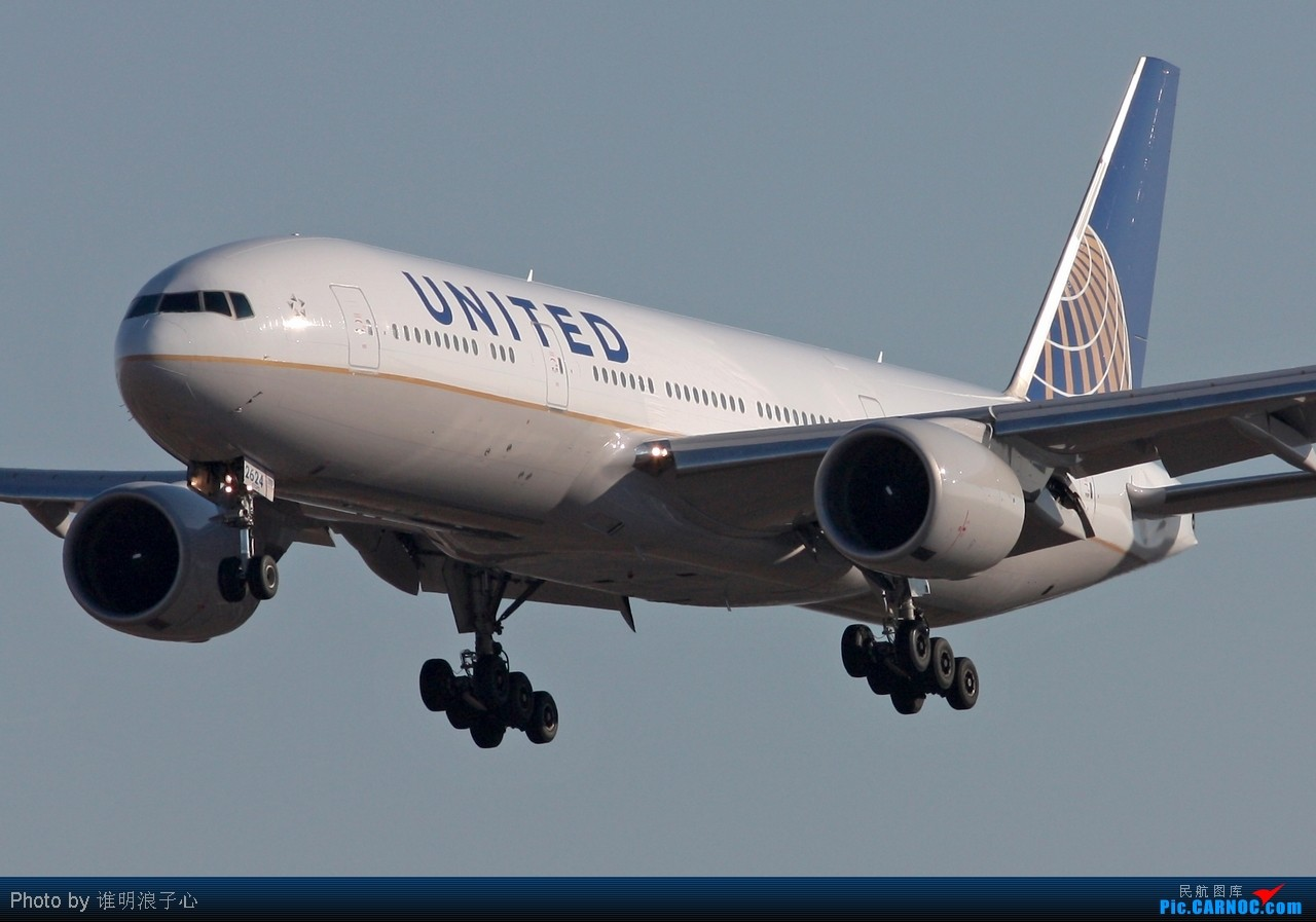 Re:【TSN飞友会】***我不是777控*** BOEING 777 N224UA 北京首都国际机场