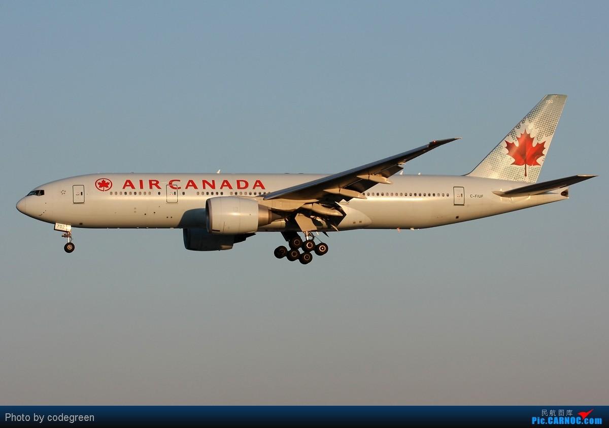 Re:兔年首拍--PEK下午全部的77W BOEING 777-200 C-FIUF 中国北京首都机场