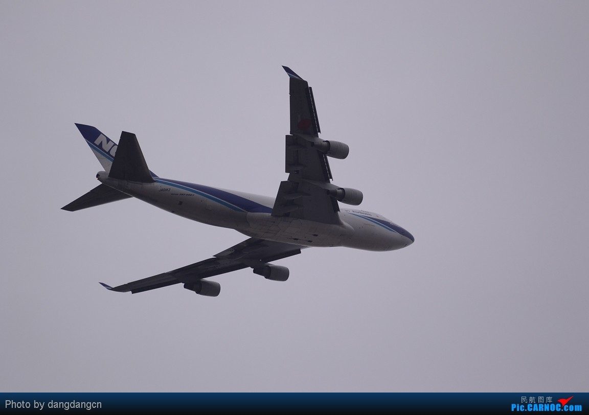 Re:多云天气浦东机场拍飞机 BOEING 747-400F JAOIKZ 中国上海浦东机场