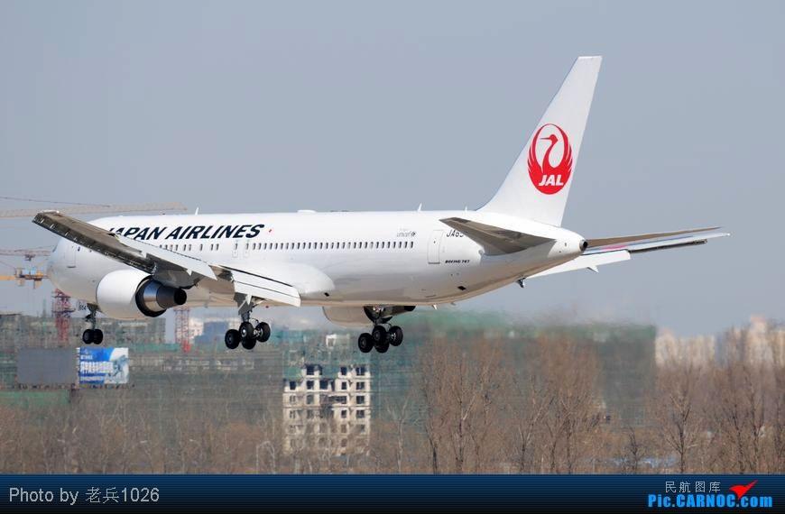 Re:[原创]仙鹤 膏药 仙鹤 BOEING 767 JA654J PEK