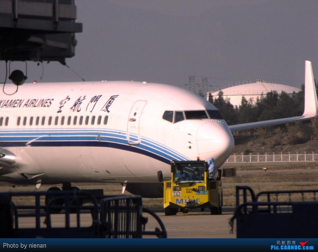 Re:[原创]冬日冷饭:年末的城际飞行,让白鹭带我飞一下吧…… BOEING 737-800 B-5476 中国福州长乐机场
