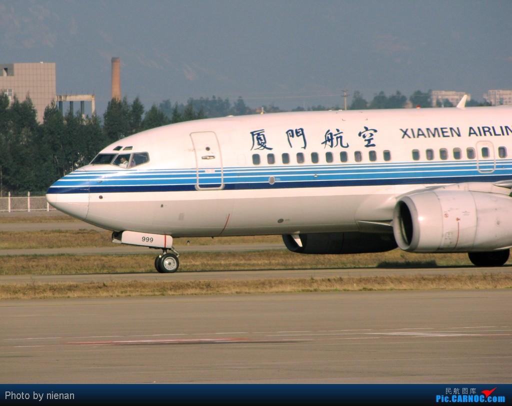 Re:[原创]冬日冷饭:年末的城际飞行,让白鹭带我飞一下吧…… BOEING 737-700 B-2999 中国福州长乐机场