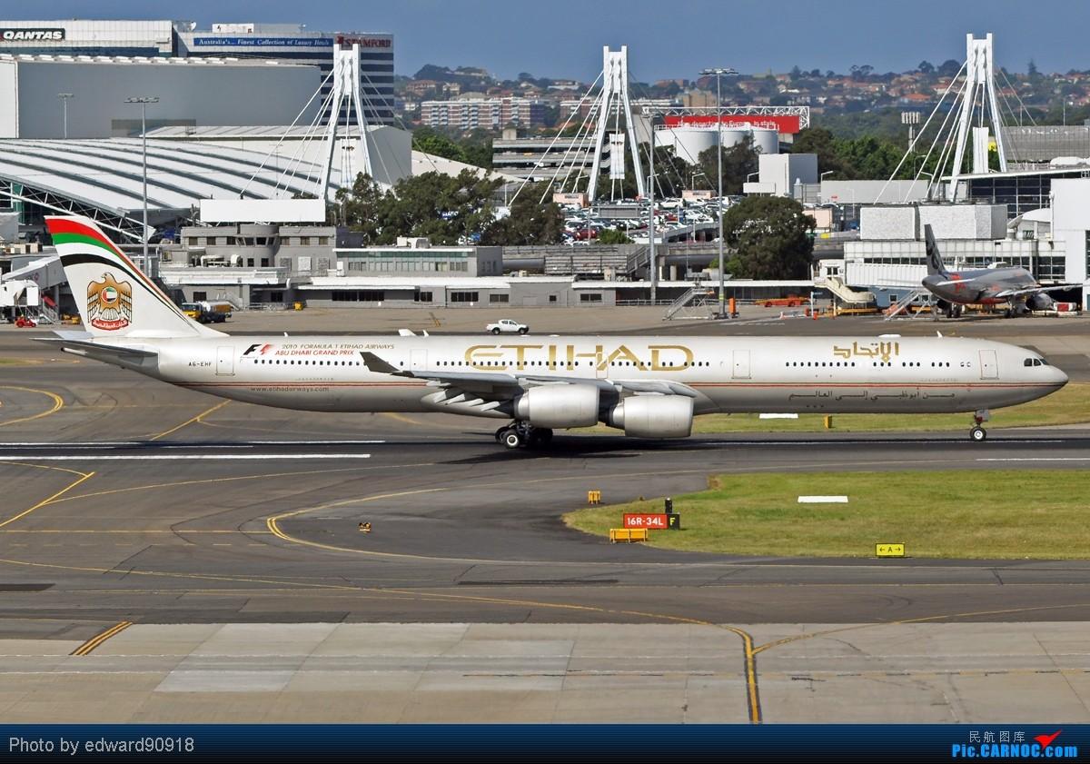 [原创]看一看,瞧一瞧,哪国的美女长得最好看,哪国的美女身材最火辣~~~吼吼吼,各种标准照 AIRBUS A340-642X A6-EHF 澳大利亚悉尼金斯福德·史密斯机场