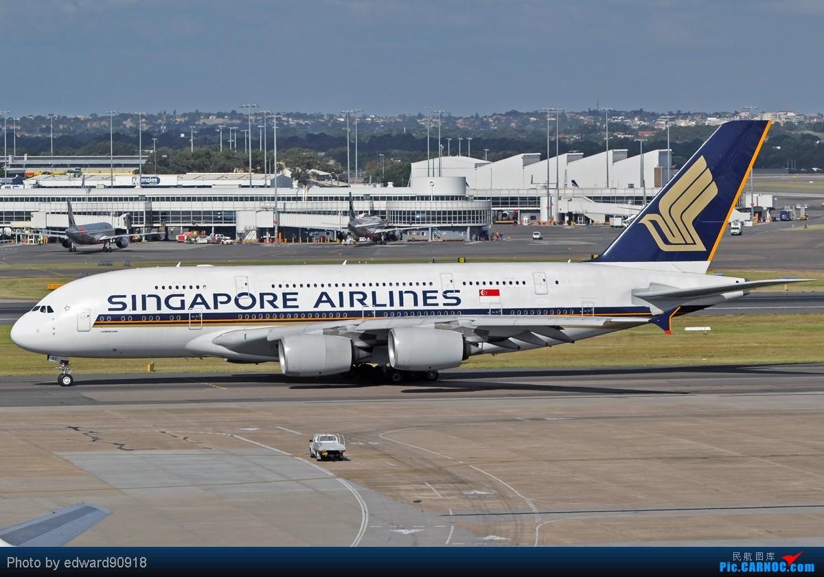 Re:[原创]看一看,瞧一瞧,哪国的美女长得最好看,哪国的美女身材最火辣~~~吼吼吼,各种标准照 AIRBUS A380-841 9V-SKC 澳大利亚悉尼金斯福德·史密斯机场
