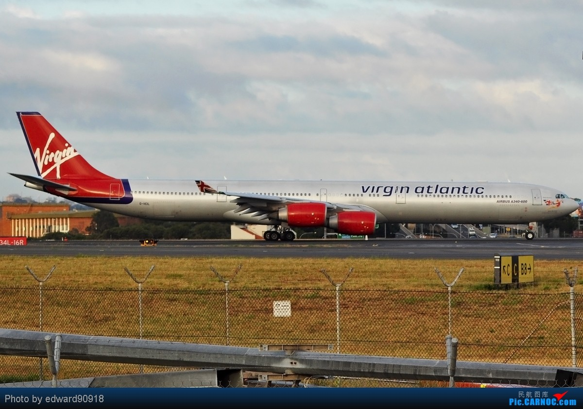 Re:[原创]看一看,瞧一瞧,哪国的美女长得最好看,哪国的美女身材最火辣~~~吼吼吼,各种标准照 AIRBUS A340-642 G-VEIL 澳大利亚悉尼金斯福德·史密斯机场
