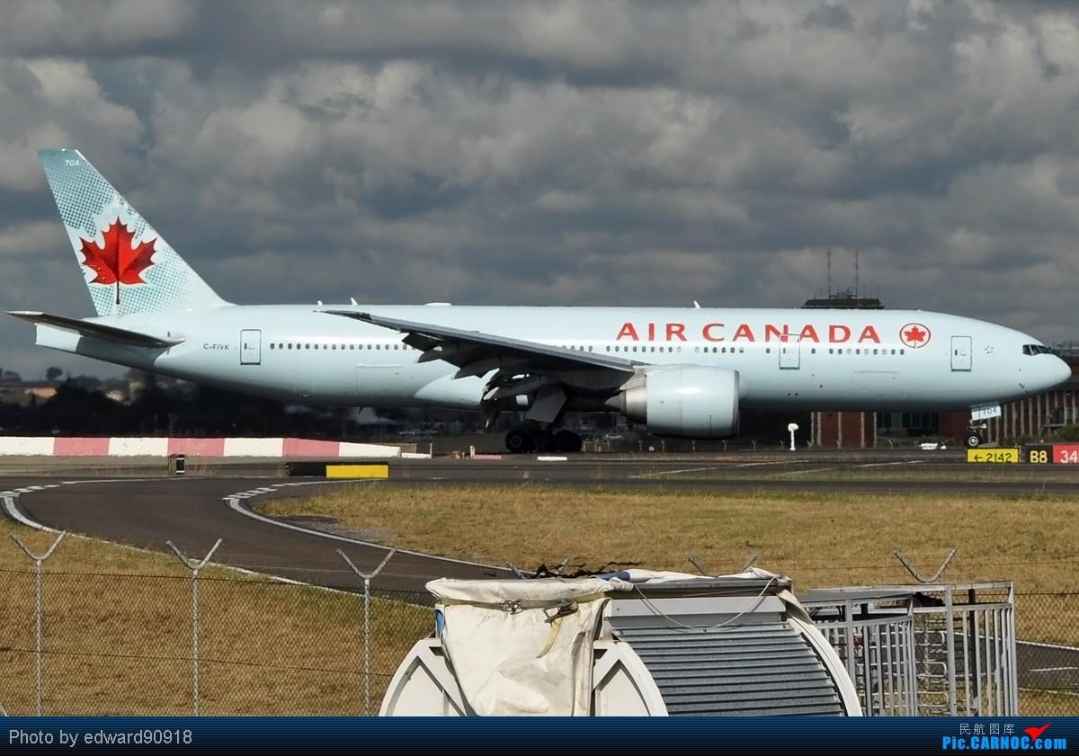 Re:[原创]看一看,瞧一瞧,哪国的美女长得最好看,哪国的美女身材最火辣~~~吼吼吼,各种标准照 BOEING 777-233/LR C-FIVK 澳大利亚悉尼金斯福德·史密斯机场