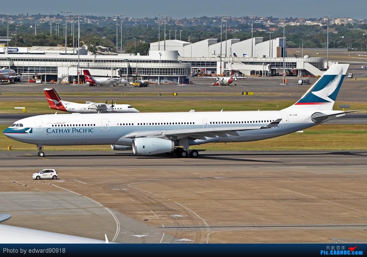 Re:[原创]看一看,瞧一瞧,哪国的美女长得最好看,哪国的美女身材最火辣~~~吼吼吼,各种标准照 AIRBUS A330-343E B-LAK 澳大利亚悉尼金斯福德·史密斯机场