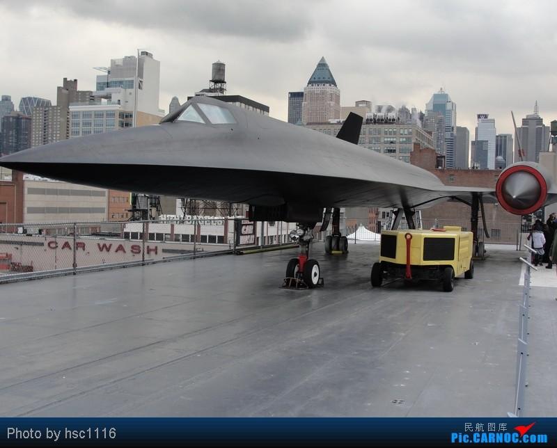 Re:[原创]纽约,华盛顿之行。关键词:Air Tran, Boeing 717, 无畏号航母,史密森航空博物馆,大雪延误,标题要长... SR-71