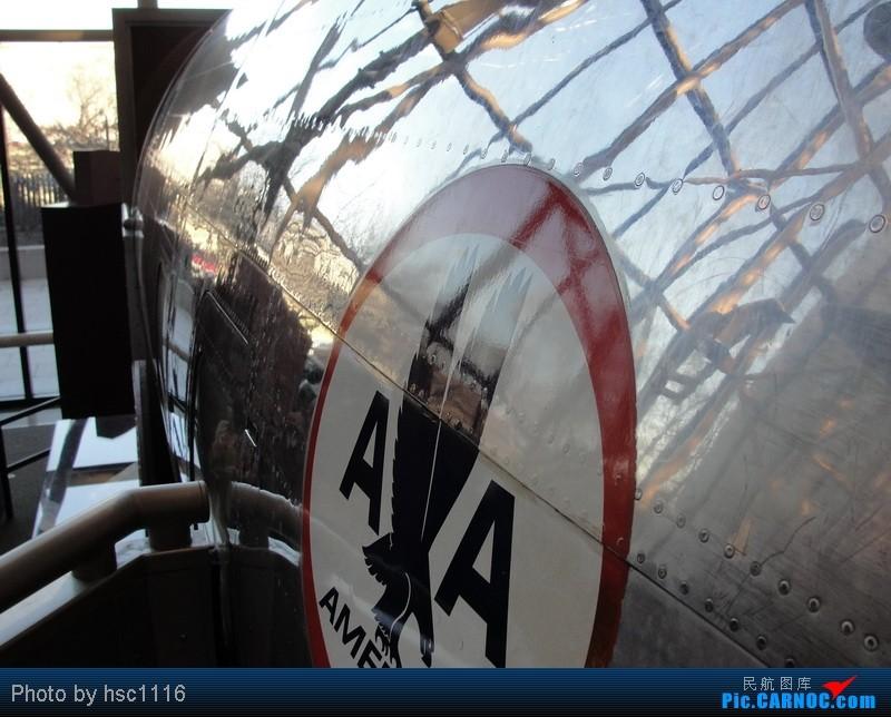 Re:[原创]纽约,华盛顿之行。关键词:Air Tran, Boeing 717, 无畏号航母,史密森航空博物馆,大雪延误,标题要长... DC-7