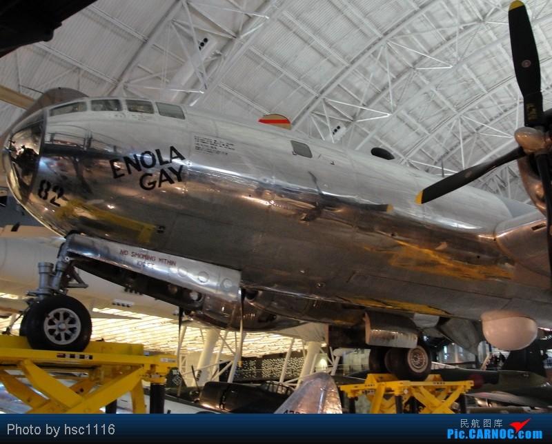 Re:[原创]纽约,华盛顿之行。关键词:Air Tran, Boeing 717, 无畏号航母,史密森航空博物馆,大雪延误,标题要长... B29