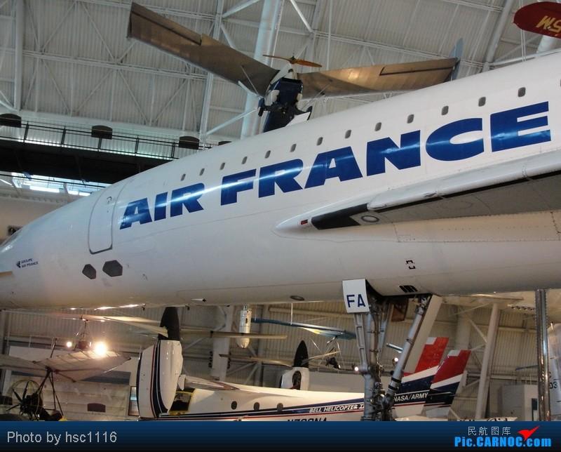 Re:[原创]纽约,华盛顿之行。关键词:Air Tran, Boeing 717, 无畏号航母,史密森航空博物馆,大雪延误,标题要长... BRITISH AEROSPACE CONCORDE