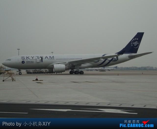 亚运号和两家st的彩绘 不过南航的彩绘却是太少 airbus a330-200 b图片