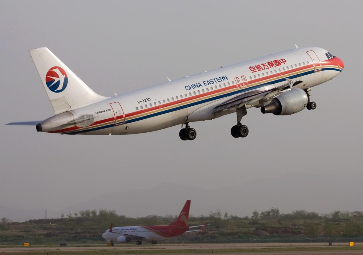 [原创]独家记忆 AIRBUS A320-200 B-2230 中国南京禄口机场
