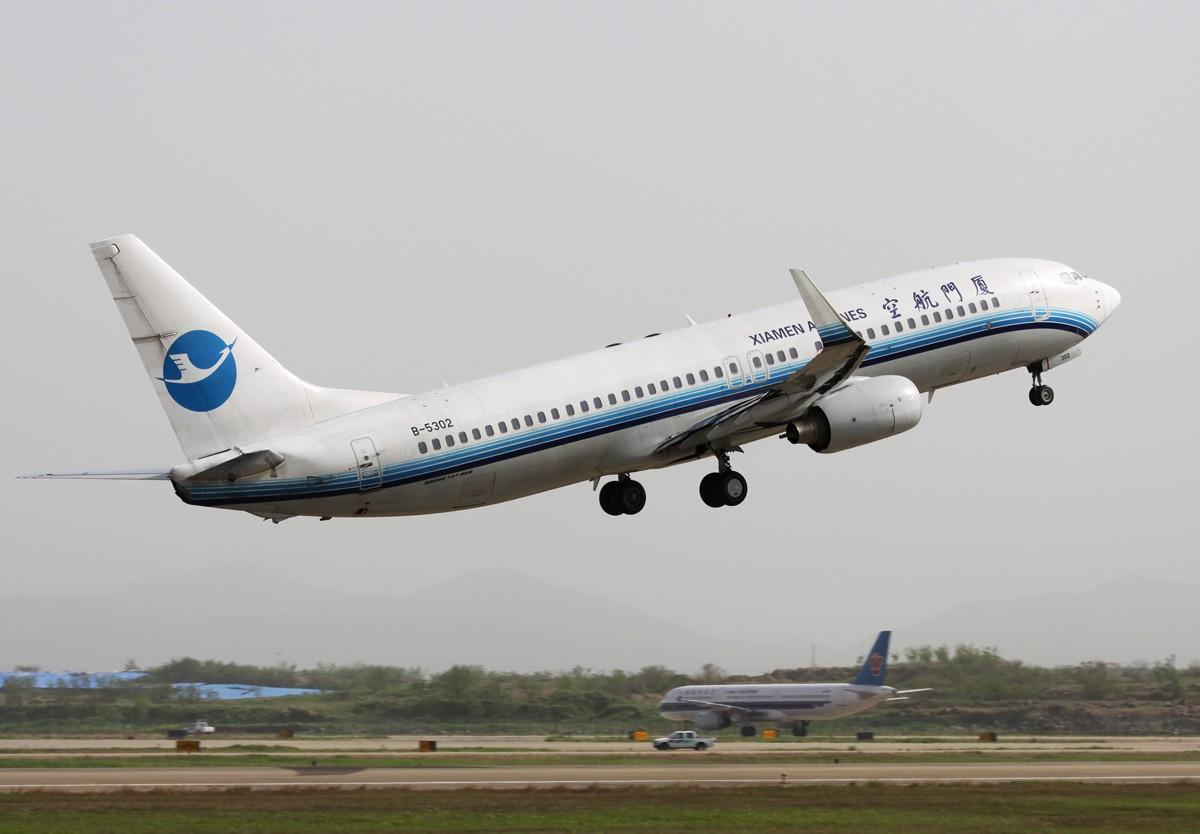 Re:[原创]钻石、麦道,还有一张白鹭。 BOEING 737-800 B-5302 中国南京禄口机场