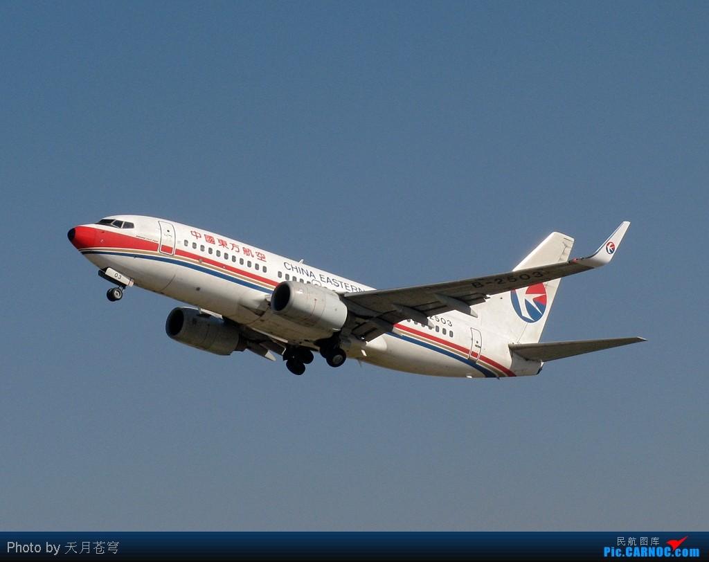 Re:[原创]【KMG】好久木有发图了,该露露脸了~~~ BOEING 737-700 B-2503 中国昆明巫家坝机场