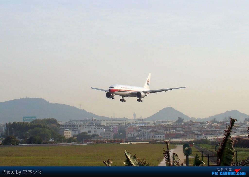 [原创]【XMN】终于拍到CK的777F啦!好开心,虽然国泰的773爽约了~ BOEING 777 B-2076 中国厦门高崎机场