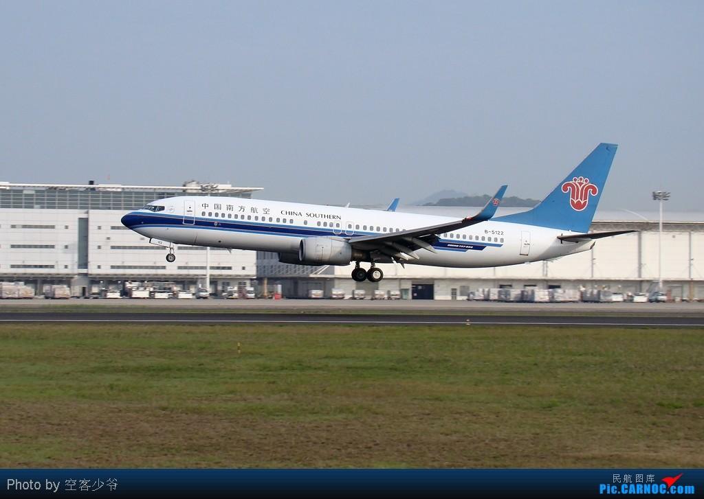 Re:[原创]【XMN】终于拍到CK的777F啦!好开心,虽然国泰的773爽约了~ BOEING 737-800 B-5122 中国厦门高崎机场