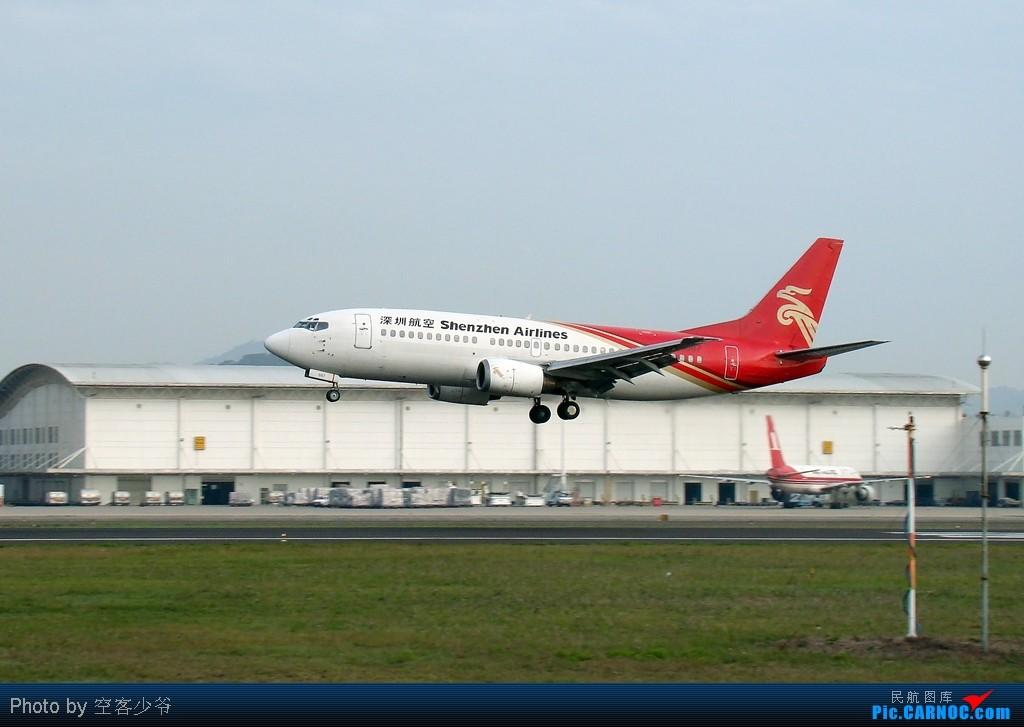 Re:[原创]【XMN】终于拍到CK的777F啦!好开心,虽然国泰的773爽约了~ BOEING 737-300 B-2687 中国厦门高崎机场