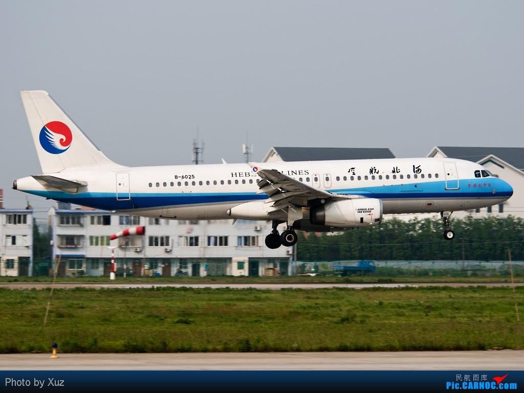Re:[原创][CASG]Happy birthday to 天涯浪迹!!~~~~[欢迎各种跟帖啊各位!~] AIRBUS A320-200 B-6025 中国宁波栎社机场