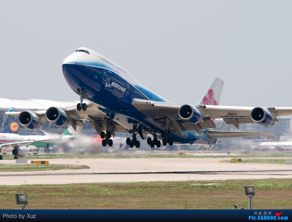 Re:[原创]最近上DJ的老窝比较多 BOEING 747-400 B-18210 中国上海浦东机场