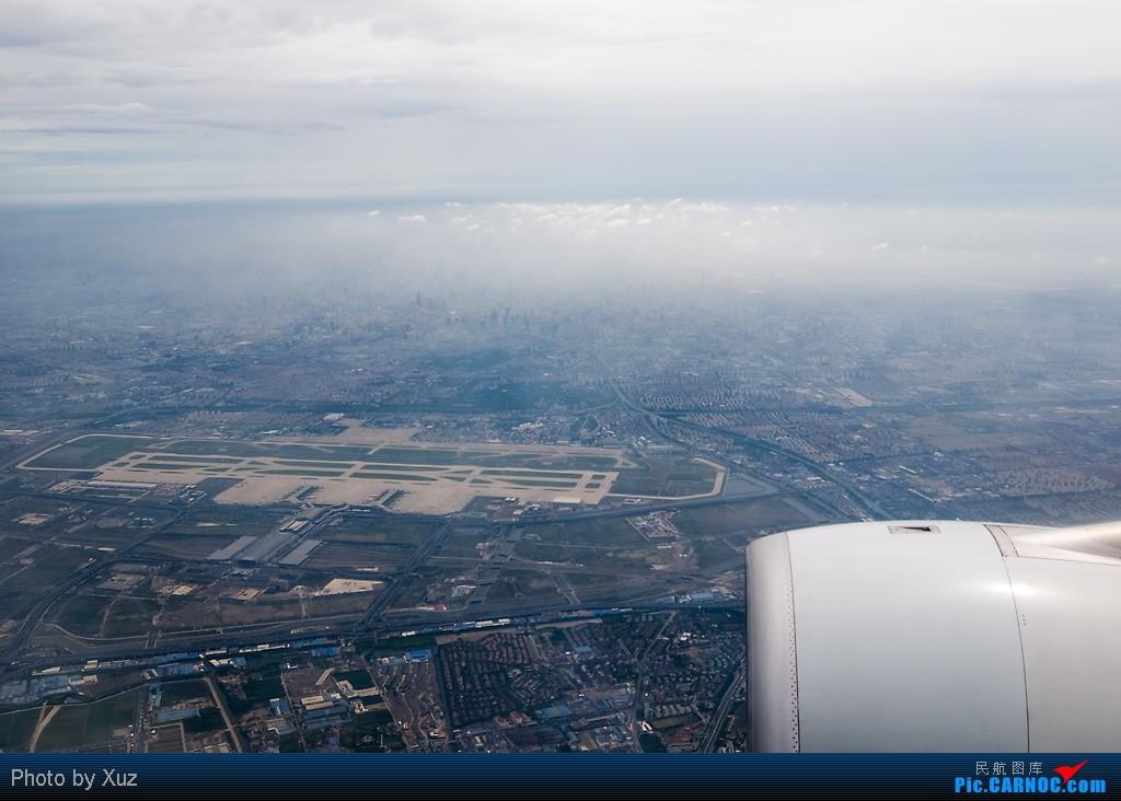 [原创]最近上DJ的老窝比较多 BOEING 747-400 B-18210 中国上海浦东机场 中国上海虹桥机场