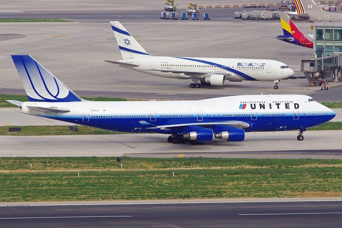 Re:[原创][Andrei]__PEK的塔台,是必须要拜的,感谢很多人! BOEING 747-400 N120UA 中国北京首都机场
