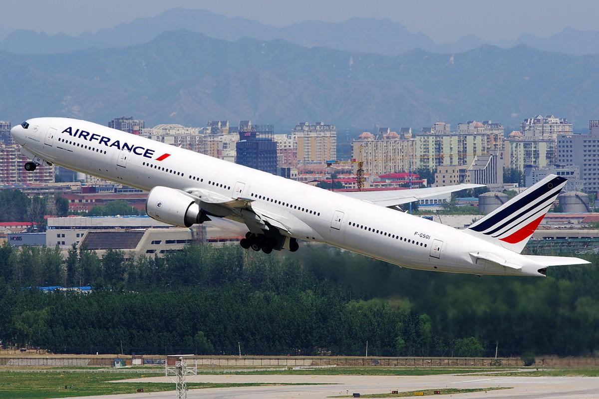 [原创][Andrei]__PEK的塔台,是必须要拜的,感谢很多人! BOEING 773 F-GSQI 中国北京首都机场