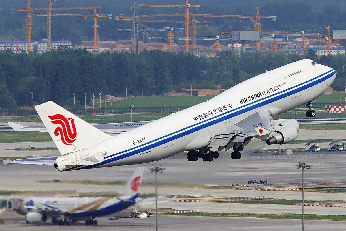 Re:[原创][Andrei]__PEK的塔台,是必须要拜的,感谢很多人! BOEING 747-400 B-2477 中国北京首都机场