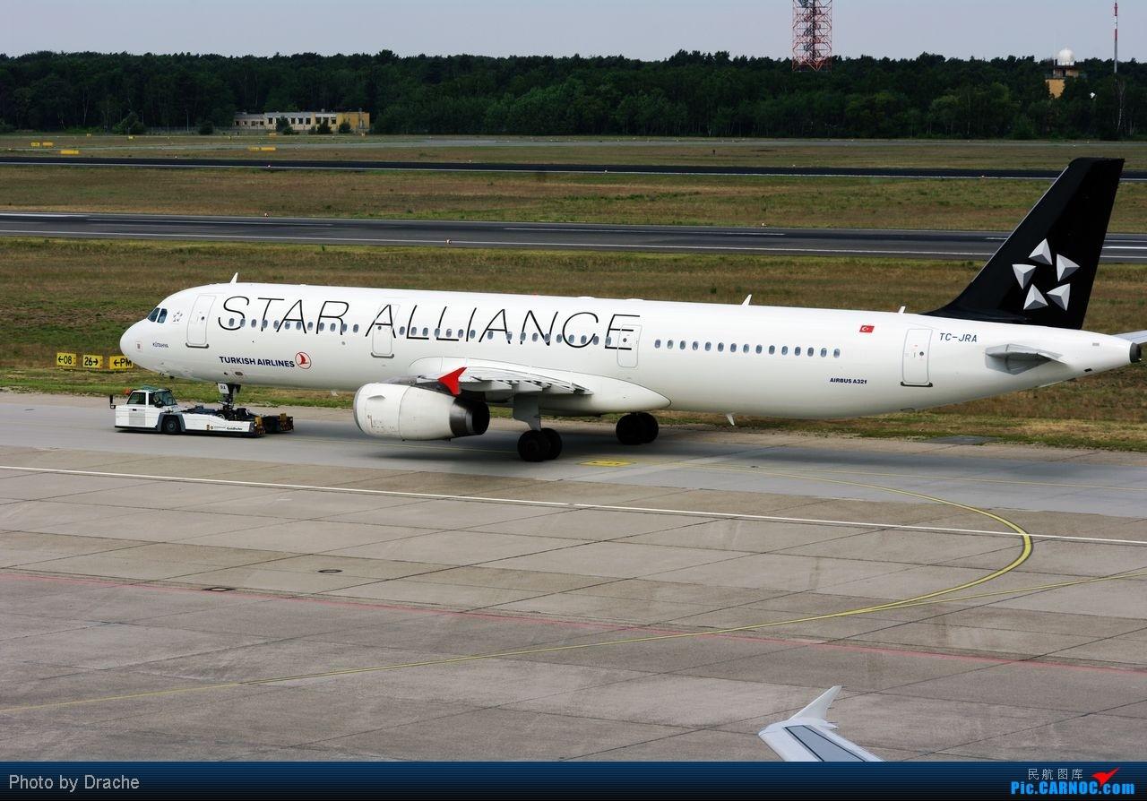 Re:【深圳飞友会】Spanair MD-80-83 星空涂装 和 Turkish Airlines Airbus 320-100星空涂装 AIRBUS A321-232 TC-JRA Flughafen TEGEL Berlin