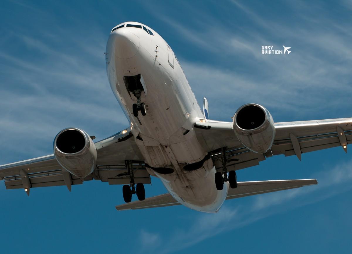 Re:[原创]伦敦希斯罗机场27R,午后质感大图,不忽悠 BOEING 737-300 YU-ANK 英国伦敦希思罗机场