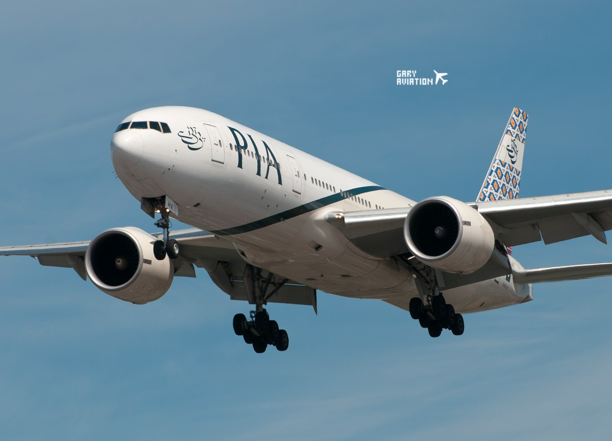 Re:[原创]伦敦希斯罗机场27R,午后质感大图,不忽悠 BOEING 777-200 AP-BHX 英国伦敦希思罗机场
